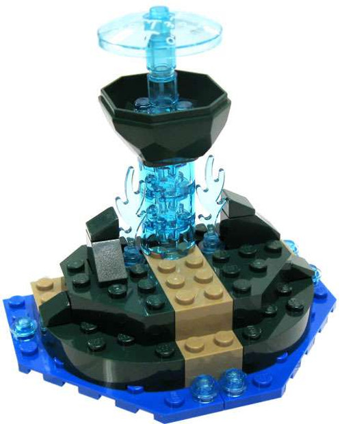 LEGO Pirates of the Caribbean Fountain of Youth Loose Set [Loose]