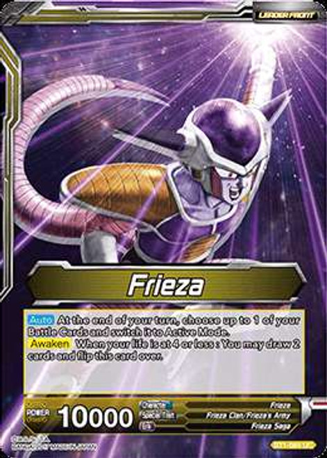 Dragon Ball Super Collectible Card Game Galactic Battle Uncommon Frieza BT1-084