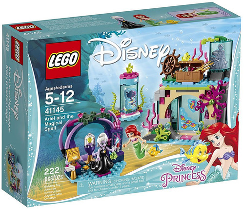 LEGO Disney Princess Ariel and the Magical Spell Set #41145