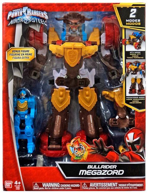 Power Rangers Ninja Steel Bullrider Megazord Action Figure