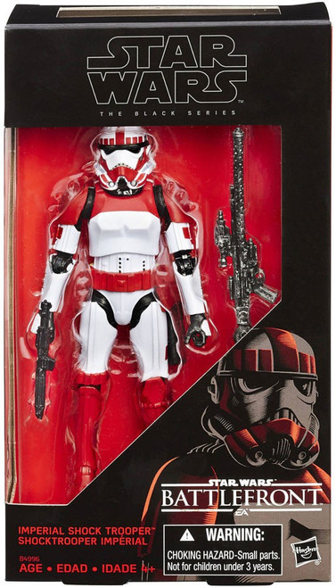 Star Wars Battlefront Black Series Imperial Shock Trooper Action Figure