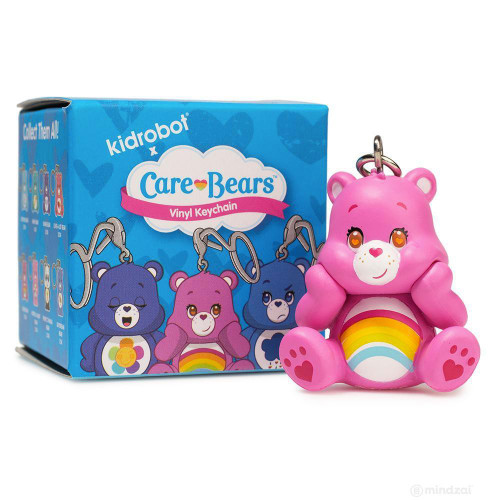 Vinyl Keychains Care Bears Series 1 3-Inch Mystery Pack [1 RANDOM Figure!]