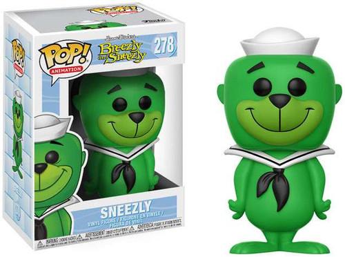 Funko Hanna-Barbera Breezly and Sneezly POP! Animation Sneezly Vinyl Figure #278 [Regular Version]