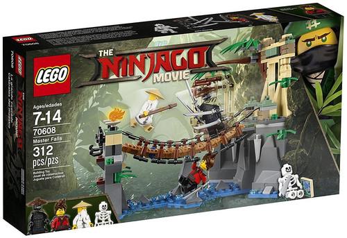 LEGO The Ninjago Movie Master Falls Set #70608