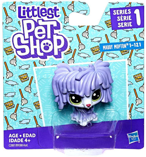 Littlest Pet Shop Series 1 Maddy Mopton #121