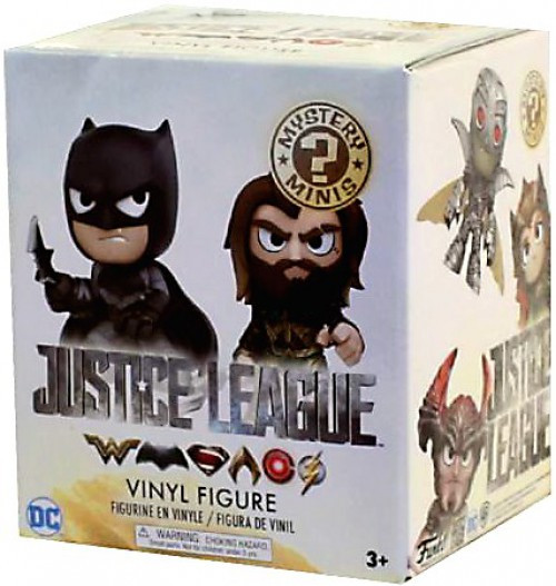 Funko DC Mystery Minis Justice League Mystery Pack