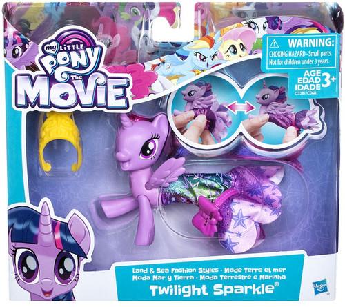 My Little Pony The Movie Princess Twilight Sparkle Land & Sea Figure