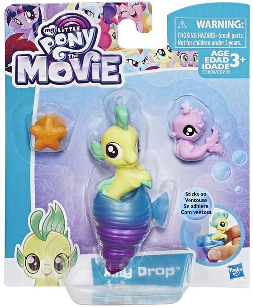 My Little Pony The Movie Lily Drop Baby Seapony Mini Figure