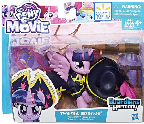 My Little Pony Guardians of Harmony Twilight Sparkle Exclusive Figure [Pirate]