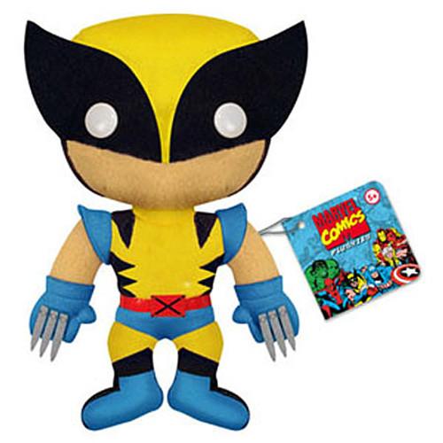 Funko Marvel Wolverine 5-Inch Plushie
