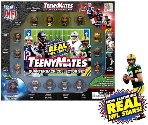 NFL TeenyMates Football Series 6 Quarterbacks 14-Pack Gift Set