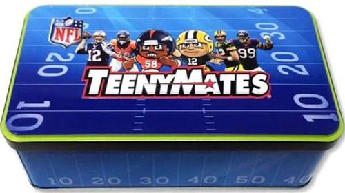 NFL TeenyMates Football Series 6 Collectors Tin