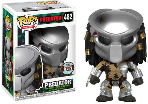 Funko POP! Movies Predator Exclusive Vinyl Figure #482 [Masked, Specialty Series]