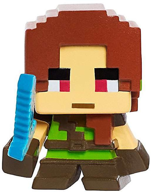Minecraft Biome Settlers Series 8 Forest Hunter 1-Inch Mini Figure [Loose]