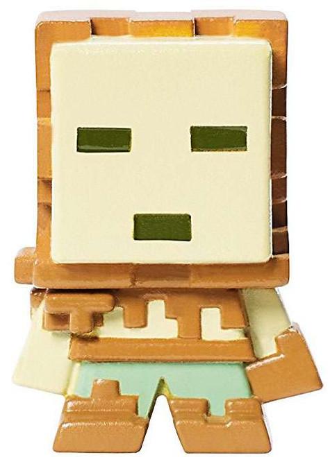Minecraft Biome Settlers Series 8 Desert Husk 1-Inch Mini Figure [Loose]
