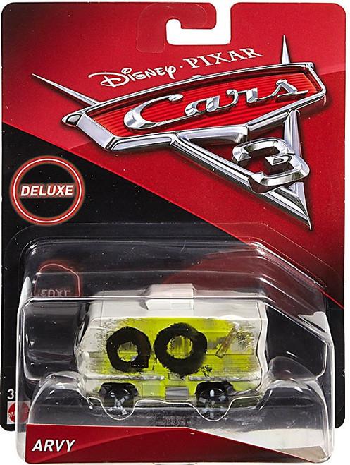 Disney / Pixar Cars Cars 3 Deluxe Oversized Arvy Diecast Car