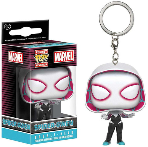 Funko POP! Marvel Spider-Gwen Keychain