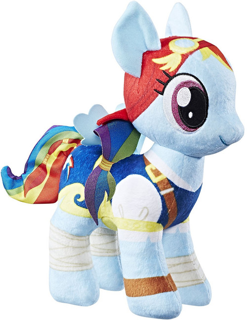 My Little Pony Soft Rainbow Dash Pirate 9-Inch Plush