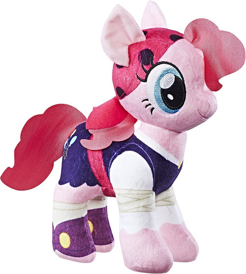 My Little Pony Soft Pinkie Pie Pirate 9-Inch Plush