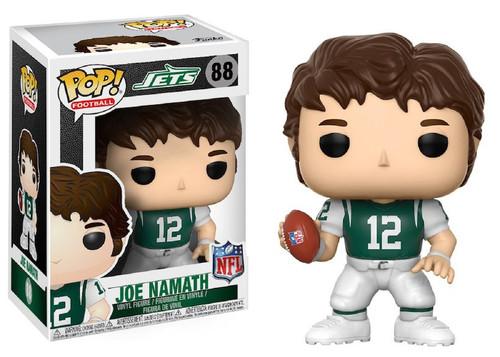 Funko NFL New York Jets POP! Sports Football Joe Namath Vinyl Figure #88 [Green Jersey]
