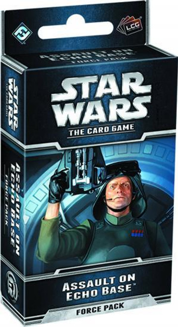Star Wars The Card Game Assault on Echo Base Force Pack