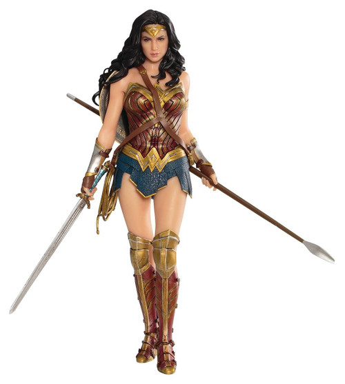 DC Justice League Movie ArtFX+ Wonder Woman Statue [Justice League Movie]