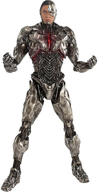 DC Justice League Movie ArtFX+ Cyborg Statue [Justice League Movie]