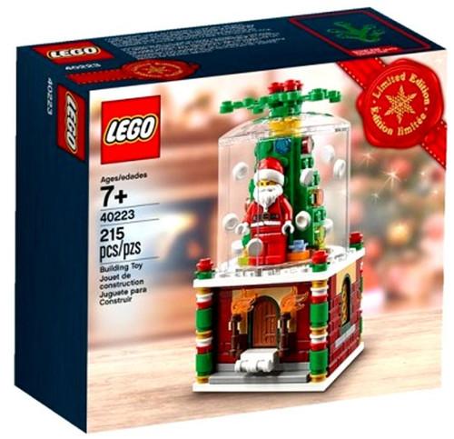 LEGO Snowglobe Set #40223 [Limited Edition]