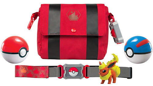 Pokemon Fire Trainer Kit [Flareon]