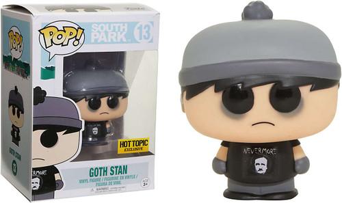 Funko South Park POP! TV Goth Stan Vinyl Figure #13