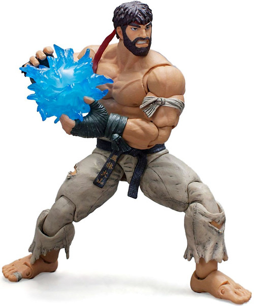 Street Fighter V Hot Ryu Exclusive Action Figure [SDCC Exclusive]