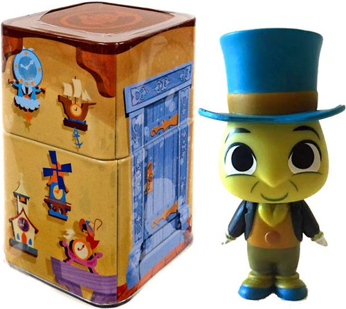 Funko Disney Pinocchio Jiminy Cricket Exclusive Mystery Mini Figure Tin [Tiny Town]