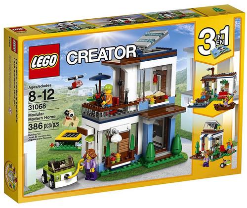 LEGO Creator Modular Modern Home Set #31068