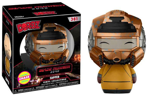 Funko Blade Runner 2049 Dorbz Sapper Vinyl Figure #381 [Chase Version]