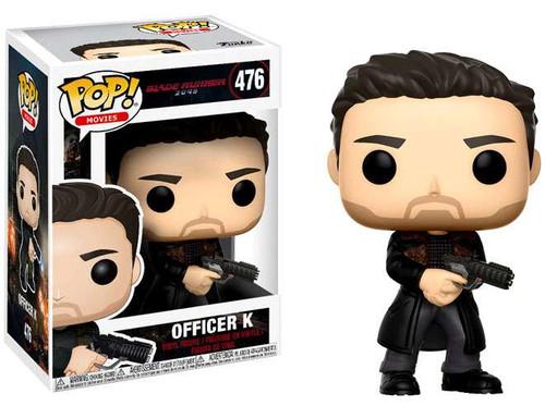 Funko Blade Runner 2049 POP! Movies Officer K Vinyl Figure #476