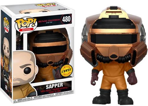 Funko Blade Runner 2049 POP! Movies Sapper Vinyl Figure #480 [Helmeted Chase Version]
