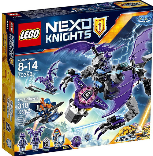 LEGO Nexo Knights The Heligoyle Set #70353