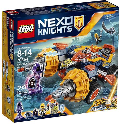 LEGO Nexo Knights Axl's Rumble Maker Set #70354