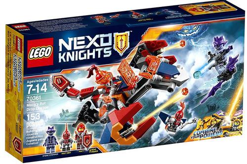 LEGO Nexo Knights Macy's Bot Drop Dragon Set #70361