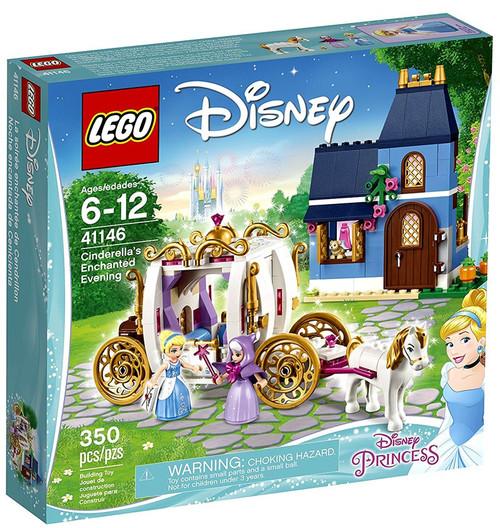 LEGO Disney Princess Cinderella's Enchanted Evening Set #41146