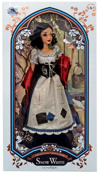 Disney Princess Limited Edition Snow White Exclusive 17-Inch Doll