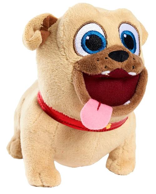 Disney Junior Puppy Dog Pals Rolly 6-Inch Plush