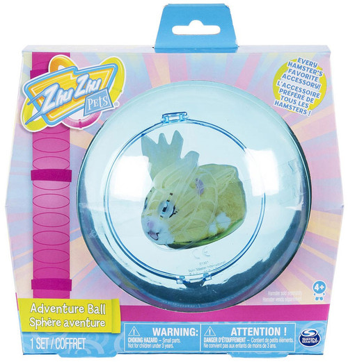 Zhu Zhu Pets Blue Adventure Ball Accessory