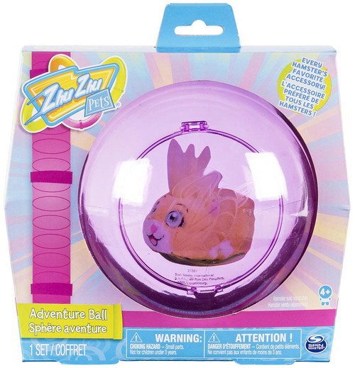 Zhu Zhu Pets Purple Adventure Ball Accessory