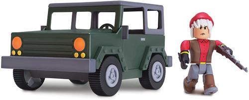 Roblox Apocalypse Rising 4X4 Vehicle & Action Figure [RANDOM Box Design, Same Exact Contents!]