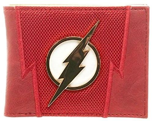 DC Flash Bifold Wallet Apparel