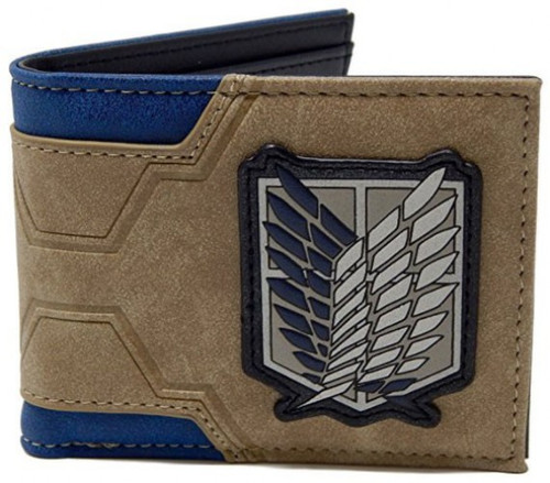 Attack on Titan Bifold Wallet Apparel