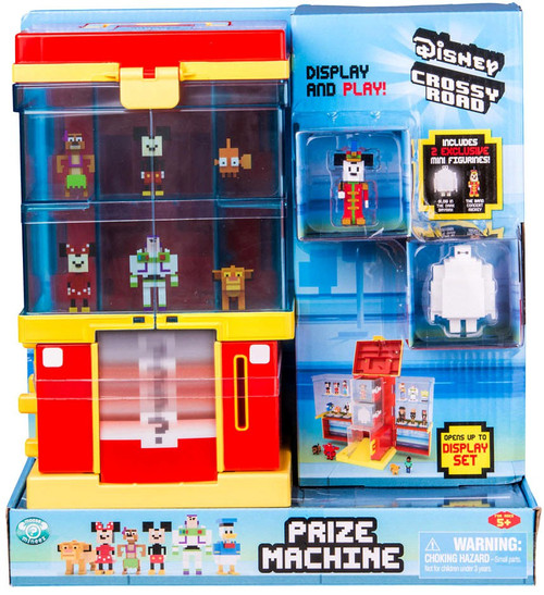 Crossy Road Disney Prize Machine Playset