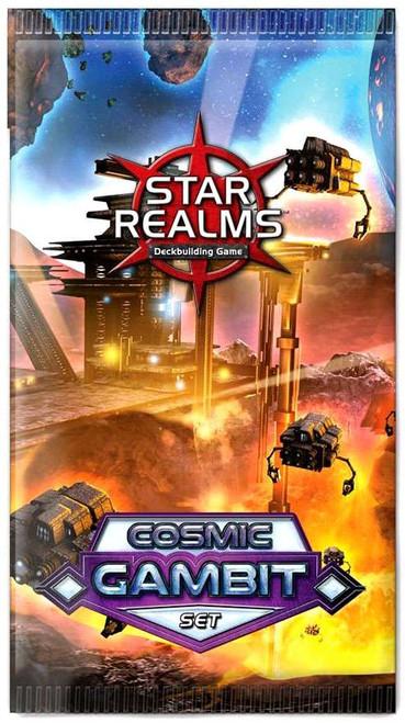 Star Realms Cosmic Gambit Deckbuilding Game Pack