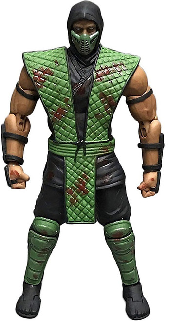 Mortal Kombat Bloody Reptile Action Figure [Special Edition]